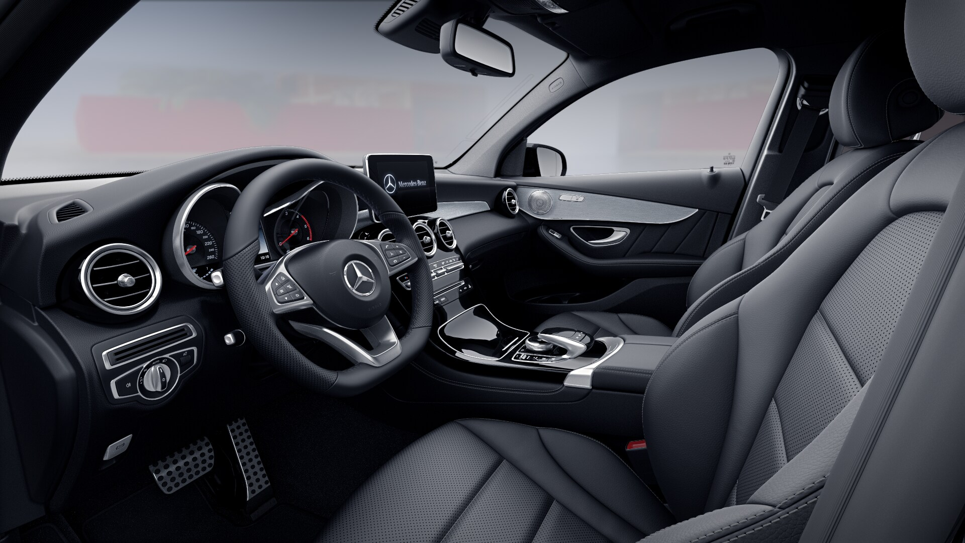 Mercedes benz glc coup 250d 4matic g tronic amg for Mercedes g interno